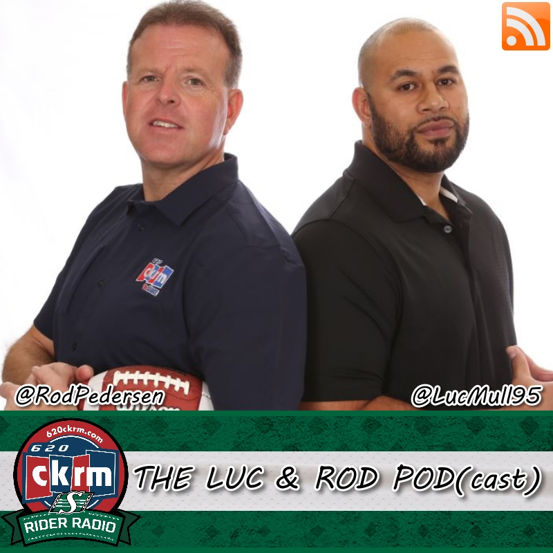 THE LUC & ROD PODCAST: EPISODE 1, 2018 SEASON – The Rod